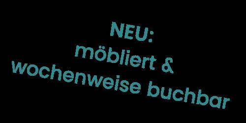 NEU_Teambüro möbliert & wochenweise buchbar