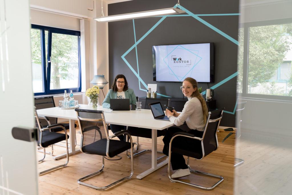 Moderner Coworking-Space im Kreis Stormarn mit Wohlfühlgarantie und Business-Community