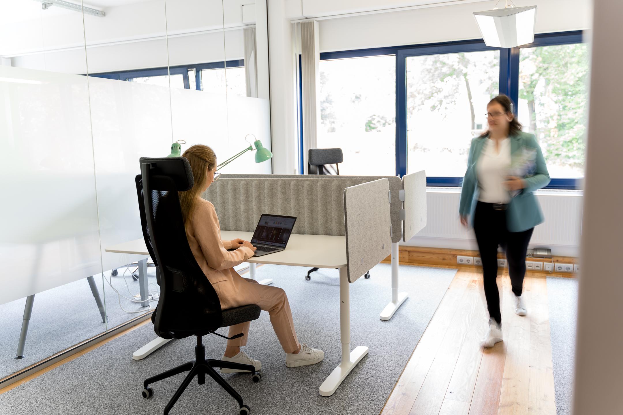 Flexible Büros in Ahrensburg wochenweise und monatsweise mieten