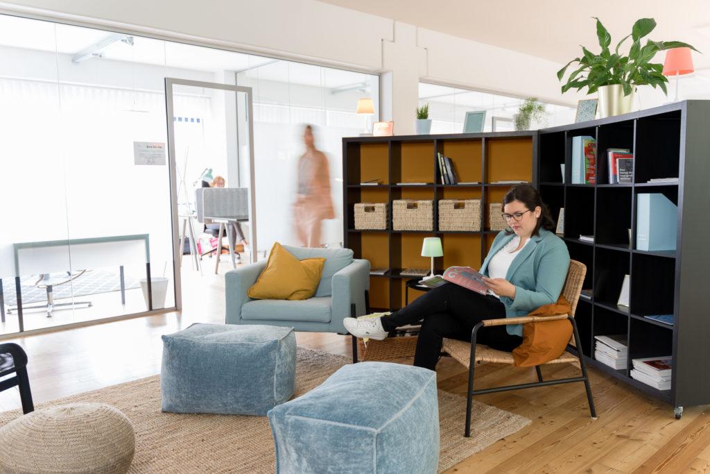 Coworking-Space Kreis Stormarn für produktives und fokussiertes Arbeiten unter Gleichgesinnten