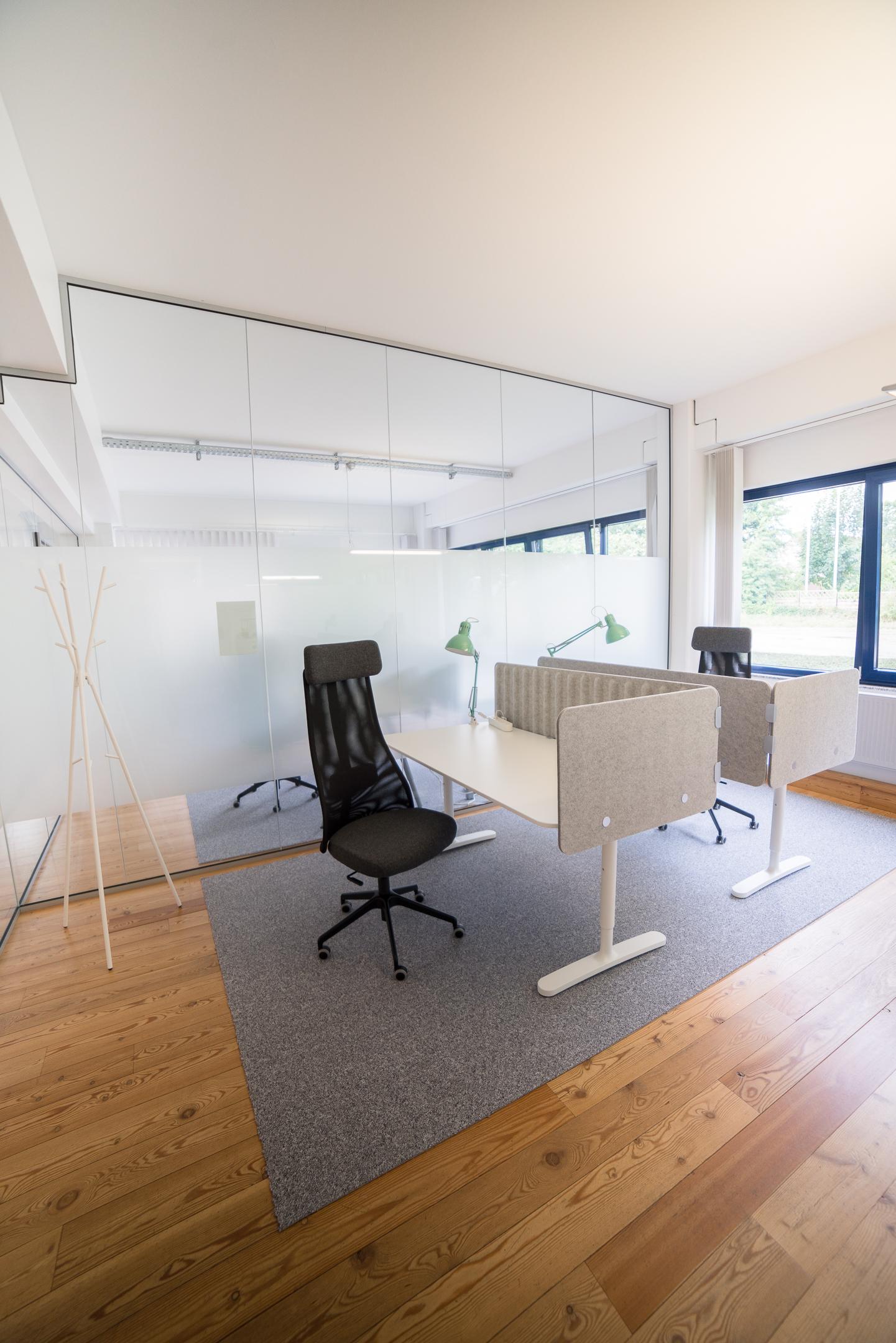 Projektbüro oder Büro für Firmen auf Zeit in Ahrensburg_Coworking-Space Work Kontor