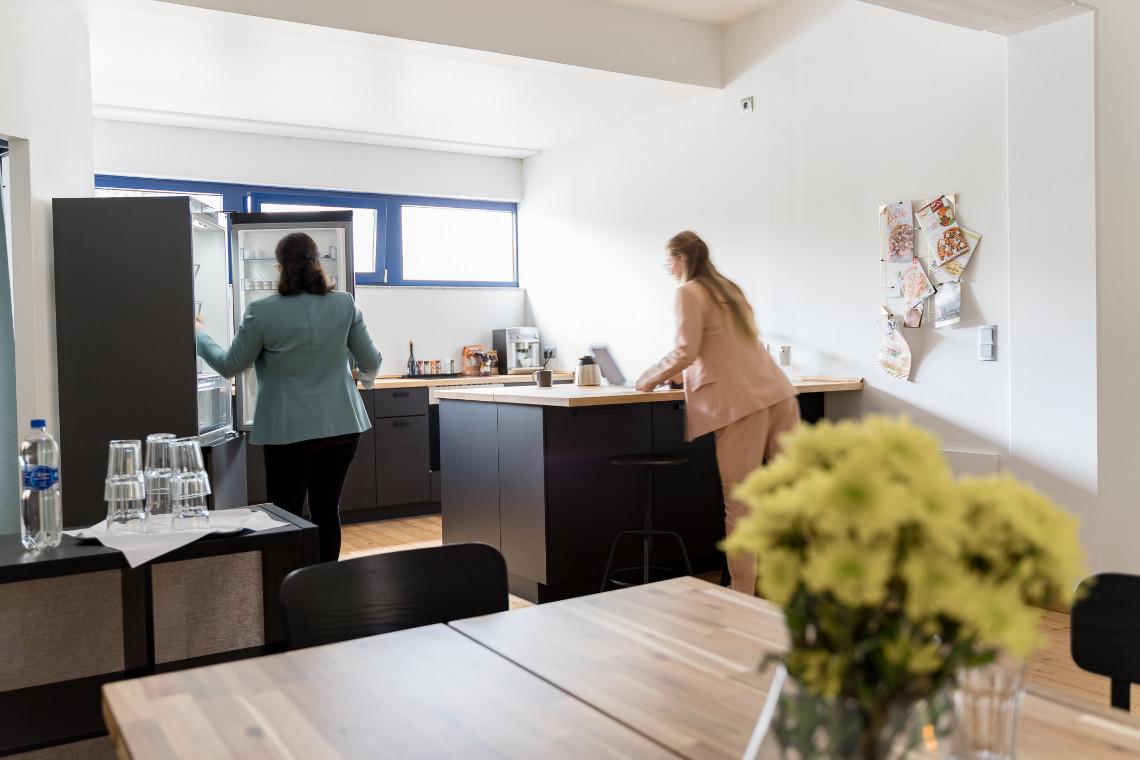 Community und Veranstaltungen im Coworking-Space Work Kontor in Ahrensburg